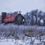 Old Barn Howard County Iowa