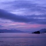 Sunset Gulf of Alaska